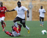 Femi Balogun marcou na estreia de Diakhité