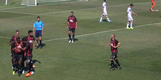 Semedo bisou, para o campeonato, frente ao Marítimo B