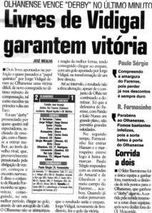 """Crónica do """"Record"""""""