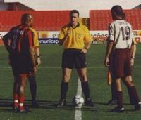 """Último jogo no antigo Estádio da Luz foi frente à equipa """"B"""""""