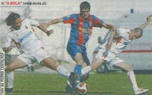 """Clique na imagem para ler a crónica no jornal """"A Bola"""""""