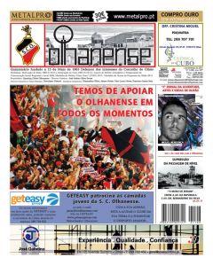 Jornal do clube já está nas bancas, clique na imagem para ver a capa