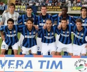 Nos sub-20 do Inter com Belec e Balotelli