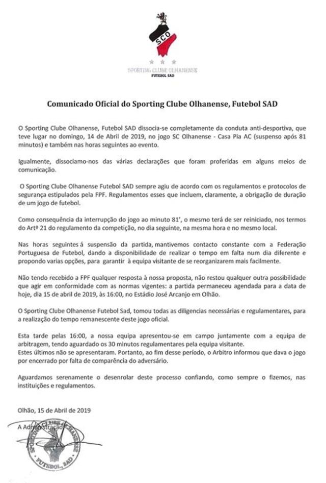 comunicadoSAD15abril2019